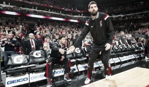 "Nikola Mirotic: ""No me esperaba estar en el All-Star"""