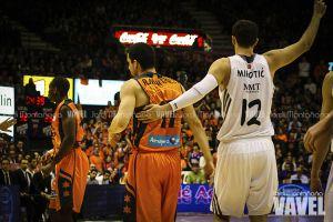 Fotos e imágenes del Valencia Basket - Real Madrid de la undécima jornada de Liga Endesa