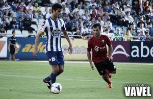 Pablo Infante doblega a un Deportivo paupérrimo