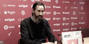 """Vicente Moreno: """"Queremos ganar para pensar en algo positivo"""""""