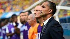 """Sabri Lamouchi: """"No merecíamos haber perdido"""""""