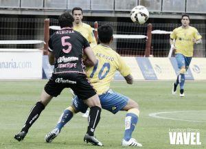 El tercer tiempo: Las Palmas no encuentra la manera ante el máximo rival