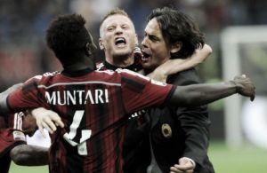 """Milan, Inzaghi: """"De Sciglio ed El Shaarawy sono il futuro"""""""