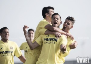 Fotos e imágenes del Villarreal B 3-1 Hércules, jornada 22 del Grupo III de Segunda División B