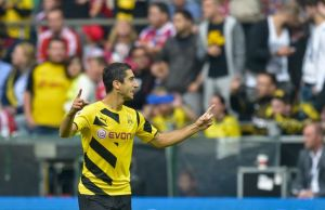 Aubameyang at the double as Dortmund kill-off spirited Stuttgarter Kickers