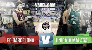 Resultado FC Barcelona vs Unicaja (87-79)