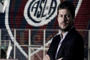 """Matias Lammens: """"Nos habíamos armado para volver a ganar la Copa""""."""