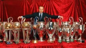 Il Milan di Silvio Berlusconi