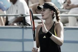 Mladenovic sigue sin encontrar su tenis