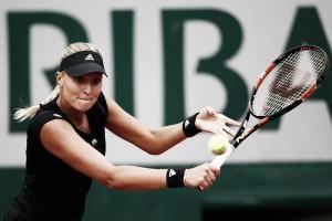 French Open 2016: Kristina Mladenovic cruises past former champion Francesca Schiavone in straight sets