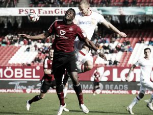 Nurnberg 3-1 Union Berlin: Hosts ease to victory