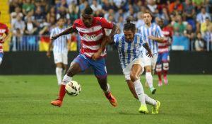 Málaga CF - Granada CF: puntuaciones del Granada, jornada 7