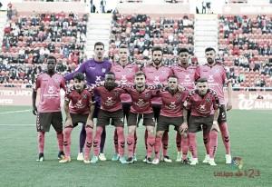 Real Mallorca - CD Tenerife: puntuaciones del Tenerife, jornada 27 de Segunda División