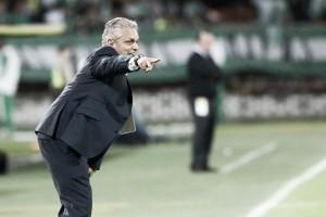 """Reinaldo Rueda: """"todo estaba controlado hasta que llego el primer gol"""""""