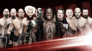 Previa Monday Night Raw: Las parejas detrás del oro