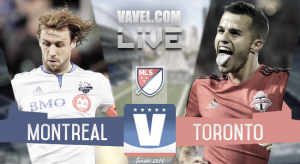Score Montreal Impact 3-2 Toronto FC in Audi 2016 MLS Playoffs
