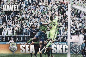 Audi 2016 MLS Playoffs: Red hot Seattle Sounders host Sporting Kansas City
