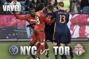 New York City FC vs Toronto FC: NYCFC face uphill battle in the 2nd leg