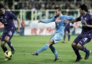 Napoli - Fiorentina, le probabili formazioni