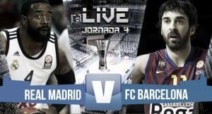 Resultado Real Madrid Baloncesto - FC Barcelona Lassa en Euroliga 2016 (86-87)