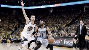 Los Warriors demuestran su poderío ante unos Grizzlies por debajo de sus capacidades