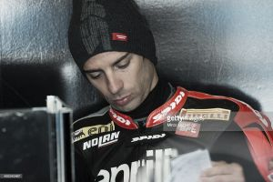 Addio Aprilia - Melandri, al suo posto Michael Laverty