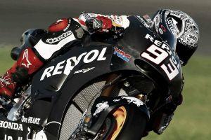 Test Valencia: Marc Márquez repite como el más rápido