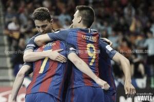 El Barça Lassa derrota al Palma y pasa de ronda