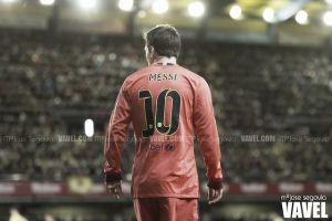 """Messi: """"Cuando el Madrid está así, es cuando más peligroso es"""""""