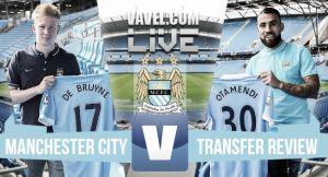 Manchester City transfer window: Big summer spending at the Etihad
