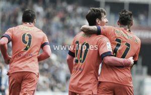 Espanyol 0-2 Barcelona: Decisive derby victory for the Blaugrana