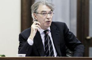 """Moratti: """"Mancini è la persona giusta"""""""