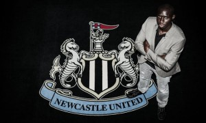 Newcastle United confirm second signing of the day with Mohamed Diame capture