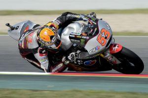 Moto2 Gp Catalunya 2014: di nuovo pole per Rabat