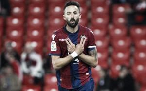 La estrella del Levante: José Luis Morales, rapidez y potencia en racha