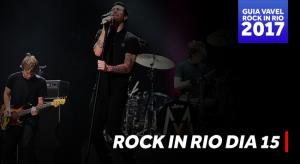 Guia do Rock in Rio: Maroon 5 substitui Lady Gaga e comanda palco mundo na primeira noite