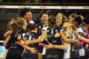 Volley, A1 femminile - Ottavo turno di Regular Season ricco di sorprese