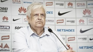"""Presidente do Santos sonha com volta de Robinho: """"É só ele querer"""""""