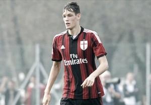 """Modic studia da Milan: """"Sono a Vicenza per crescere e farmi trovare pronto in rossonero"""""""