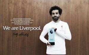 Salah, mejor jugador de la Premier League del mes de febrero
