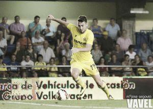 Moi Gómez: ''Quiero seguir creciendo en el Villarreal''