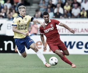 El Twente rescata un punto en su visita a Leeuwarden