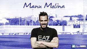 Manu Molina, nuevo refuerzo fabrilista