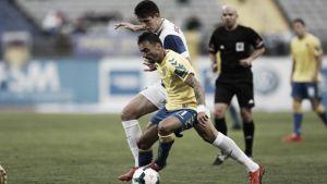 UD Las Palmas - Hércules: puntuaciones de Las Palmas, jornada 34