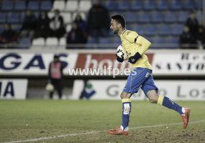 Numancia - Las Palmas: puntuaciones de Las Palmas, jornada 30 de la Liga Adelante