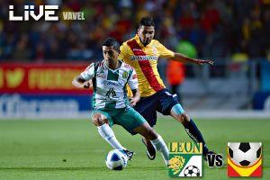León vs Monarcas Morelia en vivo online