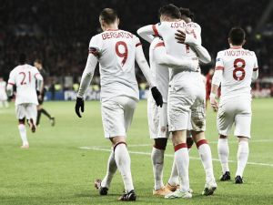 Bayer Leverkusen 0-1 Monaco: Smash and grab as French giants keep Group C alive