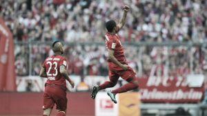 Un Bayern in formato panzer sbriciola Stoccarda