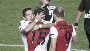Buen estreno del Mónaco ante un Leverkusen que no tuvo su día