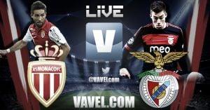 Resultado partido Mónaco vs Benfica en vivo y en directo online